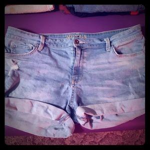 Arizona Jean Shorts Size 17